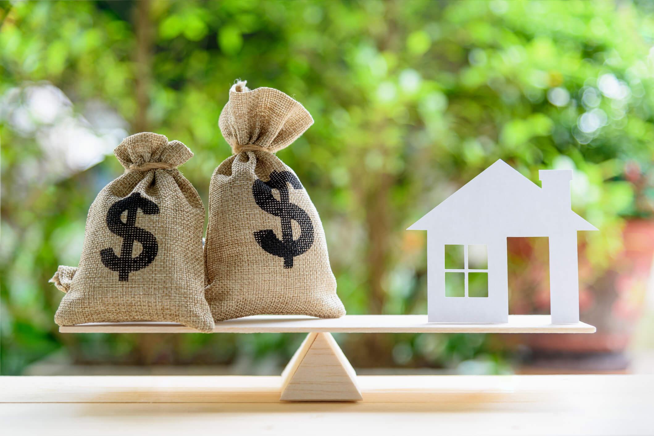Balancing Home Money
