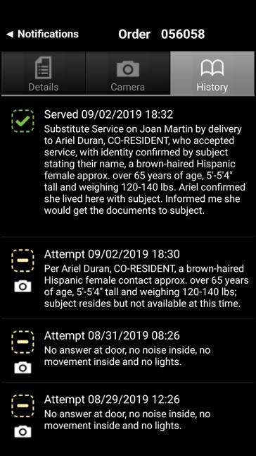CA Sub Service