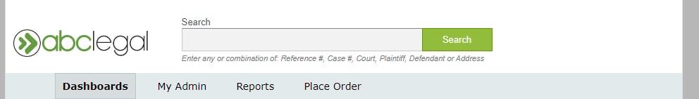ABC Legal Dashboard