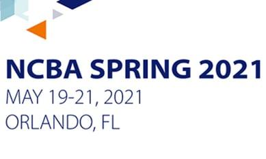 Image: NCBA Spring 2021 Banner