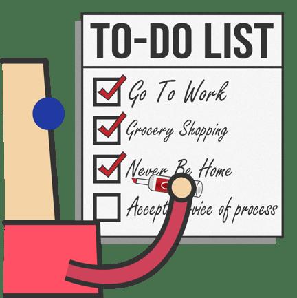 Writing To-Do List