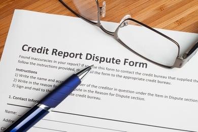 ABC Legal Credit Disputes