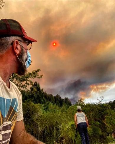 ABC Legal Process Servers Wildfire Response 2020