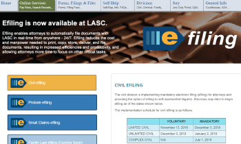 Everything You Need to Know to E-File in Los Angeles