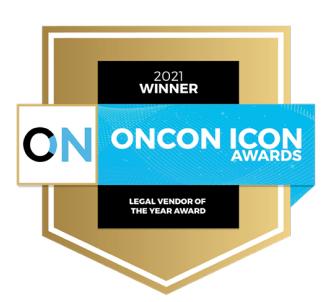 oncon icon awards